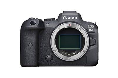 Canon EOS R6 by Canon USA