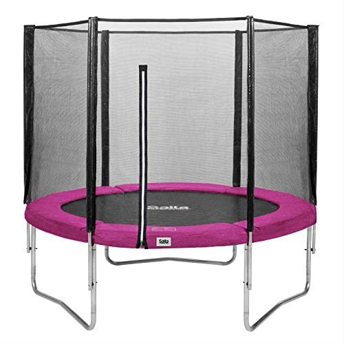Salta 6 ft 183 cm Combo trampoline (forrest groen)