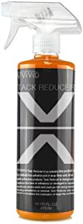 VViViD Vinyl Professional Vinyl Cleaning Chemical Solutions 16oz (16oz Tack Reducer Spray (Orange))