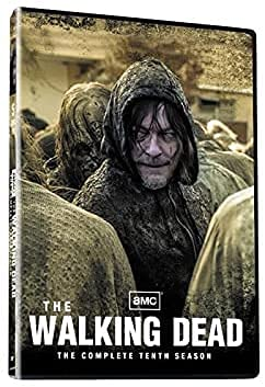 ウォーキング・デッド シーズン 10,The walking dead, Season 10, HD DVD