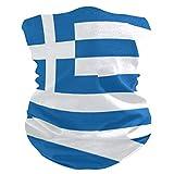 Bardic Balaclava Greek Flag Fa...