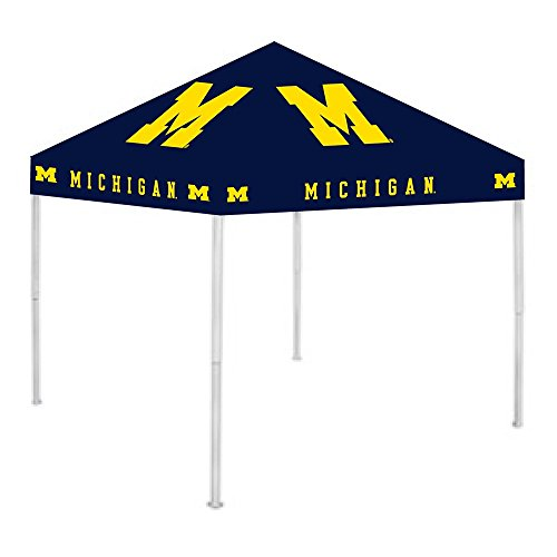 Rivalry NCAA Michigan Wolverines Canopy