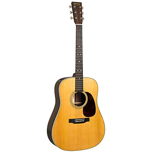 Martin Guitar Standard Series Acoustic Guitars, Hand-Built Martin Guitars with Authentic Wood D-28