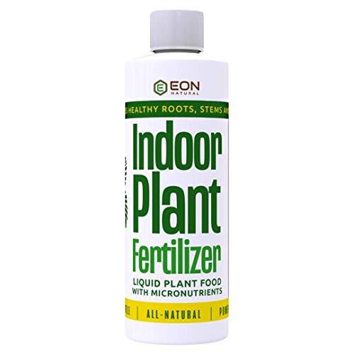 EON NATURAL Indoor Plant Food – 8 oz Organic Indoor Plant...