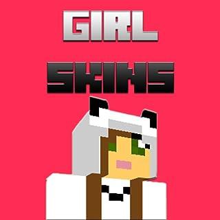 Girl Skins For Minecraft Pro - Multiplayer Skin Textures To Change Your Gamer Minecraft Skin