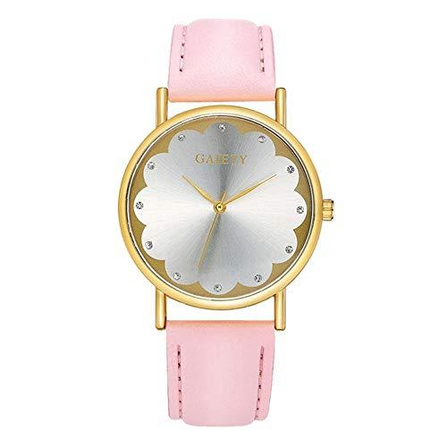 Reloj de Pulsera Elegante para Mujer Gaiety, Esfera de decoración de Diamantes...