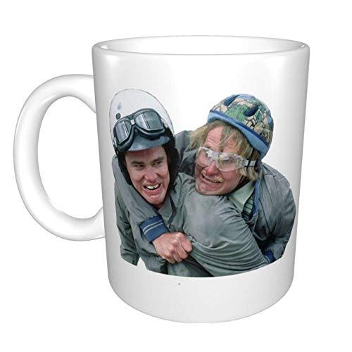 Hdadwy Dumb And Dumber Aspen1 Home Taza de té de cerámica Taza de café de oficina 10 oz