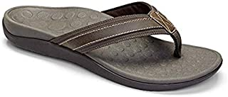 Men's Tide Toe-Post Sandal - Flip Flop with Concealed Orthotic Arch Support