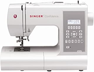 SINGER 7470 Confidence 225-Stitch Computerized Sewing Machine