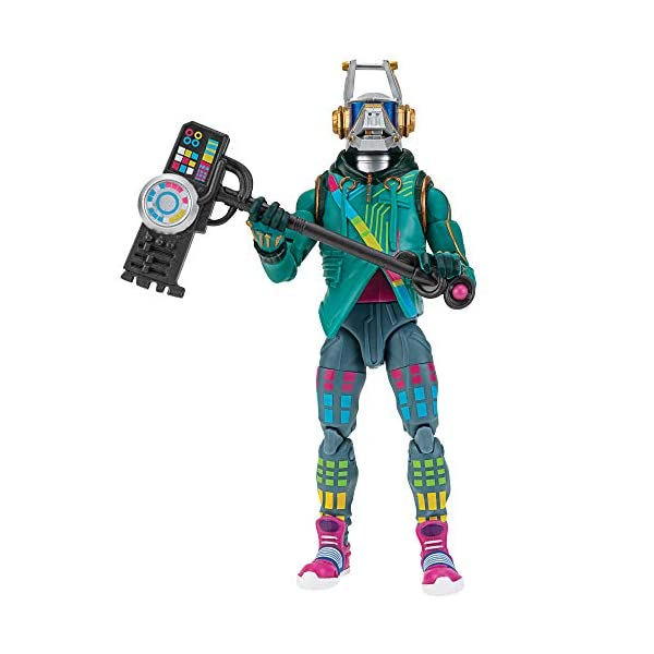 Fortnite FNT0127 DJ Yonder Legendary Series - Figura decorativa , color/modelo surtido 6
