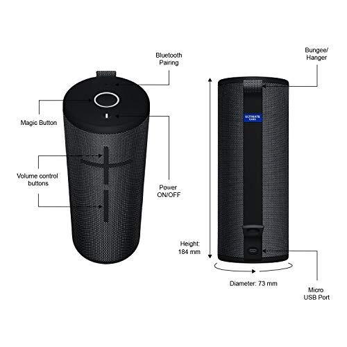 UE Boom 3 Bluetooth Recensione