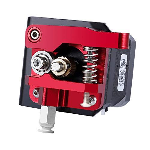 Redrex Estrusora Bowden in Metallo Tension Ajustable,Kit de Reemplazo Mejorado para Ender 3 V2 / Ender 3 Pro/CR-10 Series y otras impresoras 3D Reprap Prusa [Mano derecha]