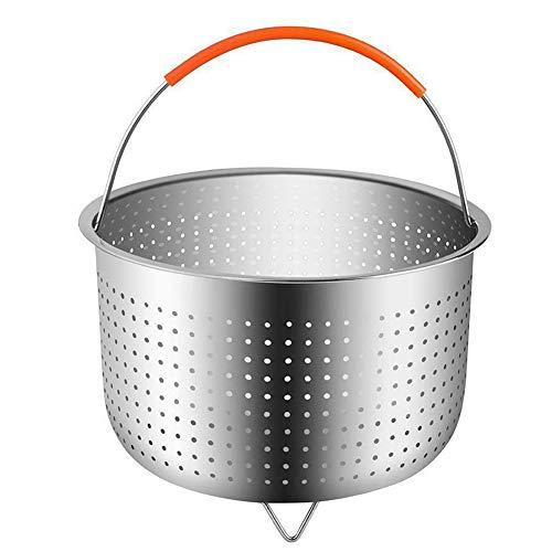 koiry utensile da Cucina a casa per pentole a Pressione a cestello per cestello con cestello a Vapore in Acciaio Inox