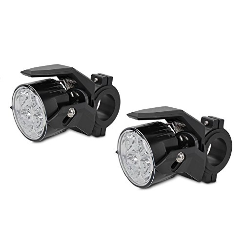 Proiettori Supplementari LED Yamaha XSR 900 Lumitecs S2 E-Omologate