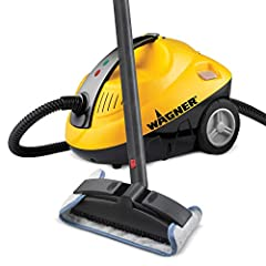 CHEMICAL-FREE STEAM CLEANING: Just add distilled water to this steamer for chemical-free, natural cleaning that lifts away dirt and grime on nearly any surface around your home GREAT FOR WALLPAPER REMOVAL: The included wallpaper removing attachment c...