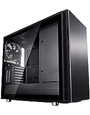 Fractal Design FD-CA-DEF-R6C-BKO-TGL Define R6 Blackout Tempered Glass obudowa USB-C