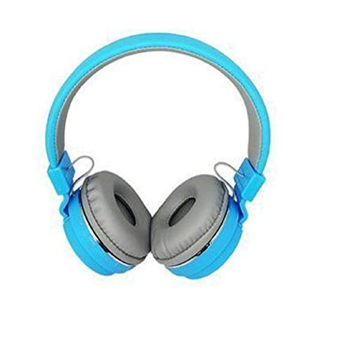 Teconica Wireless Bluetooth Headphone Comes with Stereo Sound with in-Built Microphone for Hands-Free Calling Works with All Android, Windows and iOS Devices (Random Colour)