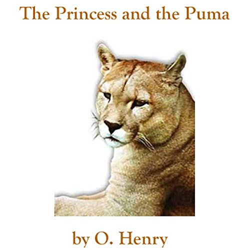 The Princess and the Puma cover art