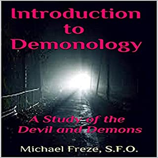 Introduction to Demonology audiobook cover art