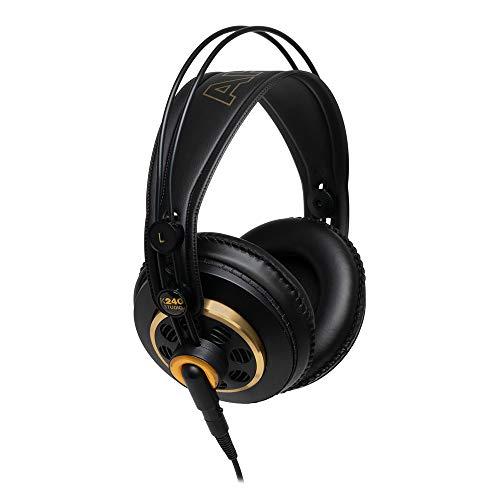 AKG モニターヘッドホン K240 STUDIO-Y3 セミオープンエアー型 スタジオヘッドホン ヒビノ扱い 3年保証モデル