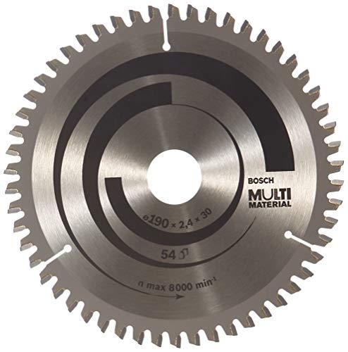 Bosch Pro Kreissägeblatt Multi Material zum Sägen in Multimaterial für Handkreissägen (Ør 190 mm) - 3