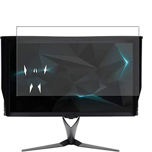 """Vaxson TPU Pellicola Privacy, compatibile con Acer Predator X27 bmiphzx 27"""" Display Monitor, Screen Protector Film Filtro Privacy [ Non Vetro Temperato ]"""
