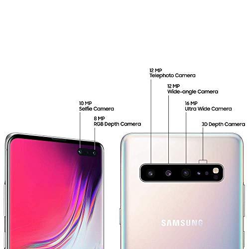 Samsung Galaxy S10 5G 256 gb SILVER