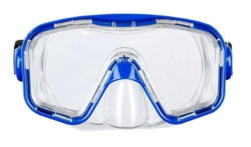 Beco Taucherbrille, Schnochel für Kinder, Masken- Schnorchelset, ab 12 Jahre (blau) by Beco