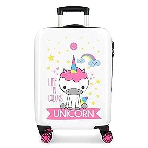 Maleta de cabina rígida Little Me Unicorn