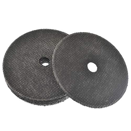 Tools 3' Cutting Grinding Discs For Air Cut-off Grinder Cutoff Pack Of 25 Discs 75mm At823 For All Metals Including Stainless Steel Strong Durable