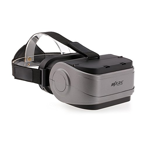 Goolsky MJX G3 5.8G FPV Gafas para MJX D43 FPV Receptor Monitor Bugs 6 Bugs 8 B6 B8 Brushless Racing Drone