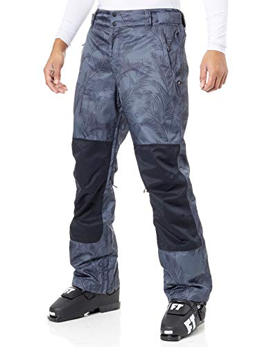 planchettes Minuit Palm Feel Good Pantalon de Ski, Homme, Bleu Marine, Small