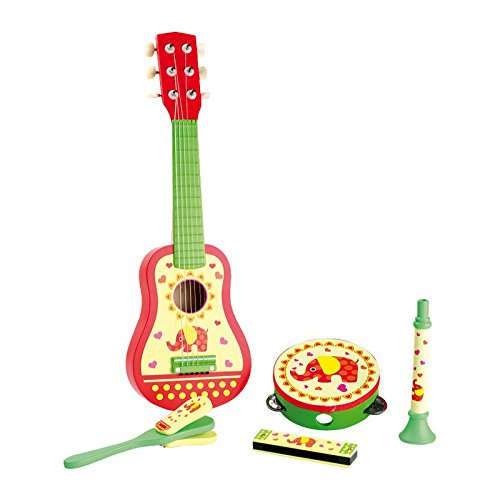 Affordable Legler Elephant Music Set