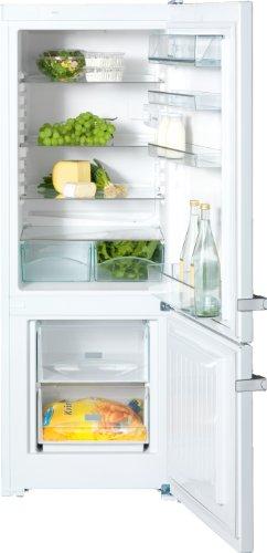 Miele KD 12622 S Kühl-Gefrier-Kombination / A++ / Kühlen: 199 L / Gefrieren: 54 L / Weiß / ComfortClean - hygienische Reinigung
