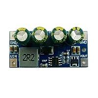 KKmoon 2033778051 ステップアップブーストパワーコンバータモジュール DC3.7-4.5Vから5V ステップアップ 回路基板