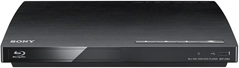 Sony BDP-S185 Blu-Ray Disc Player (2012 Model)