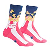 Sock It To Me Damen Crew-Socken - Pop-Corn (EU 35-42)