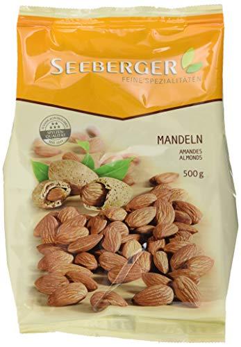 Seeberger Mandeln, 7er Pack (7 x 500 g Packung)