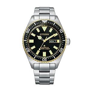 """[Citizen] 腕時計 プロマスター NY0125-83E メンズ シルバー"""""""