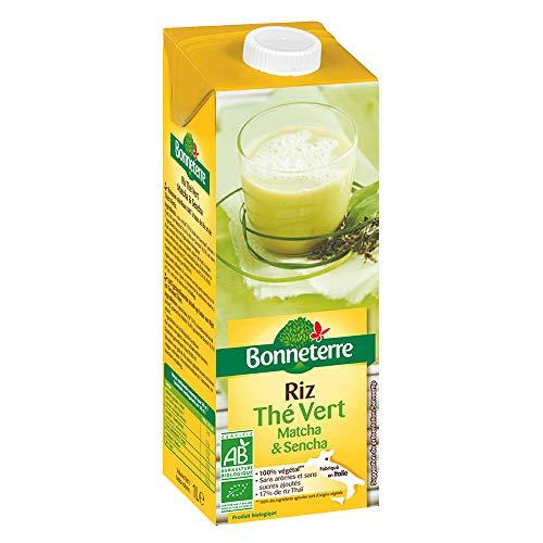 Bonneterre - Boisson Riz Thé Vert 1L
