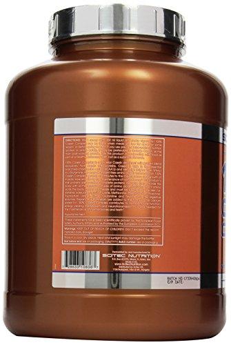 Scitec Nutrition Casein Complex Belgian Chocolate, 1er Pack (1 x 2350 g) - 3