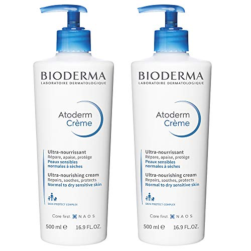 Bioderma Atoderm Ultranutritive Creme 2X500Ml