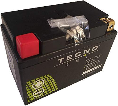 YT12A-BS Gel-bateria para Grand Dink 300i G-Dink Año 2012-2017 de Tecno