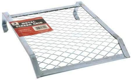 24 Case Metal Safety and trust Screen Sales 2gal Grid PT03112 4-Sided