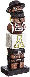 Team Sports America Appalachian State University Tiki Team Totem Outdoor Safe Garden Statue
