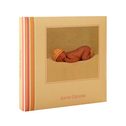 Fotoalbum Baby Grindy Nursery Room Rosa für 24Fotos 10x 15cm, illustrierte Seiten, Raum für Schreiben die Kommentare, Maße: 18.30x 18.30cm, gibt auch in blau