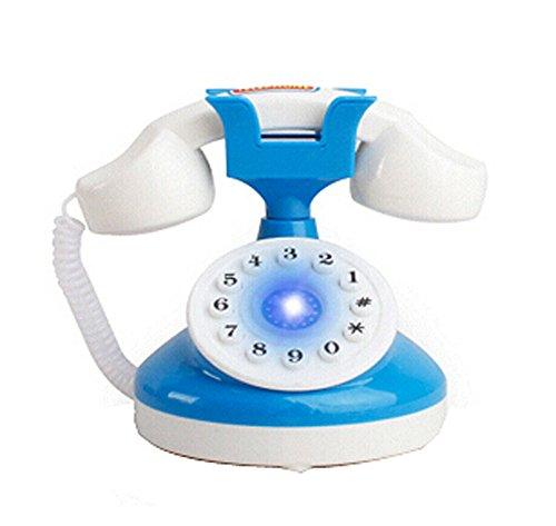 Blancho Mini Home Appliance Jouet électronique Jouets pour Enfants (téléphone)