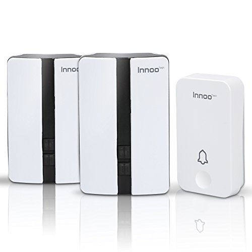 No Battery Required Wireless Doorbells, Innoo Tech...