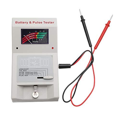 ExcLent Quarzuhr Impulse \U0026 Knopfbatterie Checker Batterietester Uhrmacherwerkzeuge Für Uhrmacher Und Hobbyisten