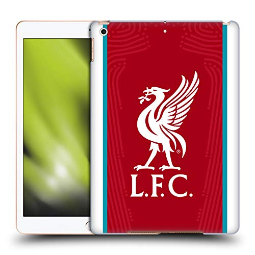 Official Liverpool Football Club Home 2020/21 Hard Back Case Compatible for Apple iPad 10.2 (2019)/(2020)